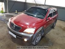 Used 2003 KIA SORENTO BG478484 for Sale for Sale