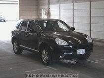 Used 2004 PORSCHE CAYENNE BG477027 for Sale for Sale