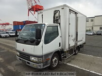 Used 2001 MITSUBISHI CANTER BG476967 for Sale for Sale