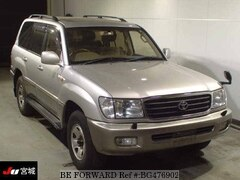 Best Price Used TOYOTA LAND CRUISER for Sale - Japanese Used Cars BE