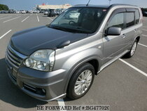Used 2008 NISSAN X-TRAIL BG477020 for Sale for Sale