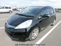 Used 2011 HONDA FIT HYBRID BG477976 for Sale for Sale