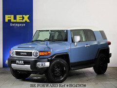 Best Price Used TOYOTA FJ CRUISER for Sale - Japanese Used