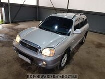 Used 2003 HYUNDAI SANTA FE BG479329 for Sale for Sale