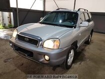 Used 2004 HYUNDAI SANTA FE BG480120 for Sale for Sale