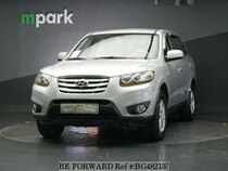 Used 2010 HYUNDAI SANTA FE BG482135 for Sale for Sale