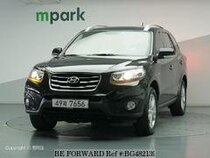 Used 2011 HYUNDAI SANTA FE BG482139 for Sale for Sale