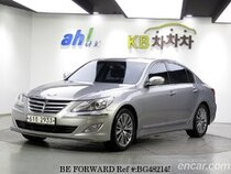 Used 2013 HYUNDAI GENESIS BG482145 for Sale for Sale