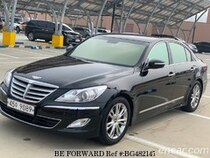 Used 2012 HYUNDAI GENESIS BG482147 for Sale for Sale