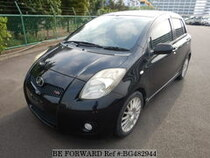Used 2007 TOYOTA VITZ BG482944 for Sale for Sale