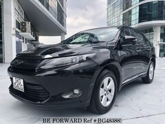 Best Price Used 2014 TOYOTA HARRIER for Sale - Japanese Used