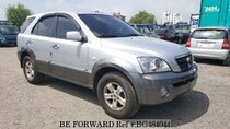Used 2004 KIA SORENTO BG484044 for Sale for Sale