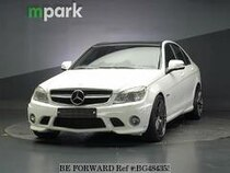 Used 2009 MERCEDES-BENZ C-CLASS BG484353 for Sale for Sale
