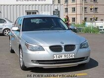 Used 2008 BMW 5 SERIES BG484354 for Sale for Sale