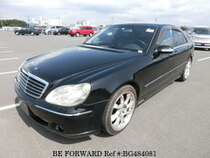 Used 2002 MERCEDES-BENZ S-CLASS BG484081 for Sale for Sale