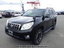 Used 2010 TOYOTA LAND CRUISER PRADO BG484163 for Sale for Sale