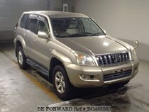 Used 2003 TOYOTA LAND CRUISER PRADO BG485563 for Sale for Sale