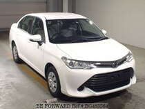 Used 2017 TOYOTA COROLLA AXIO BG485564 for Sale for Sale
