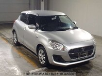 Used 2017 SUZUKI SWIFT BG485567 for Sale for Sale
