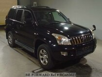 Used 2009 TOYOTA LAND CRUISER PRADO BG485621 for Sale for Sale