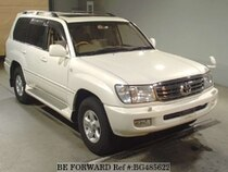 Used 1999 TOYOTA LAND CRUISER BG485622 for Sale for Sale