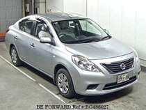 Used 2012 NISSAN LATIO BG486027 for Sale for Sale