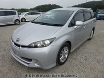 Used 2009 TOYOTA WISH BG486037 for Sale for Sale