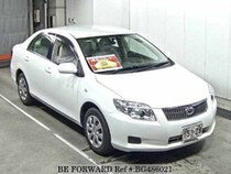 Used 2011 TOYOTA COROLLA AXIO BG486021 for Sale for Sale