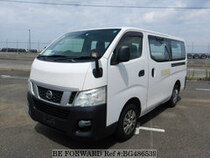 Used 2013 NISSAN CARAVAN VAN BG486539 for Sale for Sale
