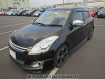 Used 2011 SUZUKI SWIFT BG486158 for Sale for Sale