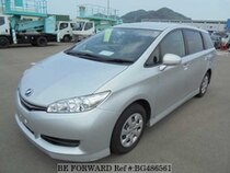Used 2016 TOYOTA WISH BG486561 for Sale for Sale