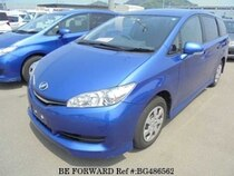 Used 2016 TOYOTA WISH BG486562 for Sale for Sale