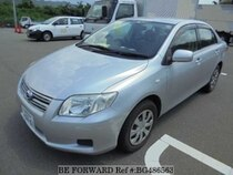 Used 2006 TOYOTA COROLLA AXIO BG486563 for Sale for Sale