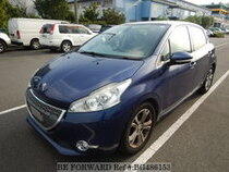 Used 2013 PEUGEOT 208 BG486153 for Sale for Sale
