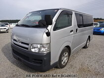 Used 2007 TOYOTA HIACE VAN BG490167 for Sale for Sale
