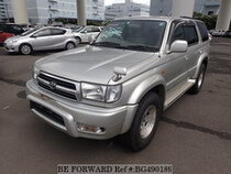 Used 2000 TOYOTA HILUX SURF BG490189 for Sale for Sale