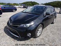 Used 2014 TOYOTA AURIS BG489866 for Sale for Sale
