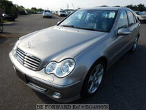 Used 2006 MERCEDES-BENZ C-CLASS BG489959 for Sale for Sale