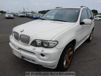 Used 2004 BMW X5 BG489942 for Sale for Sale