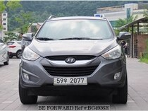 Used 2010 HYUNDAI TUCSON BG493639 for Sale for Sale