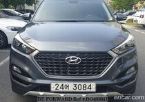 Used 2017 HYUNDAI TUCSON BG493641 for Sale for Sale