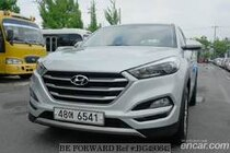Used 2017 HYUNDAI TUCSON BG493642 for Sale for Sale