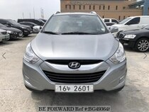 Used 2010 HYUNDAI TUCSON BG493648 for Sale for Sale
