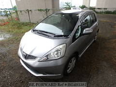 Best Price Used Honda Fit For Sale Japanese Used Cars Be Forward