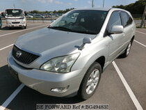Used 2004 TOYOTA HARRIER BG494835 for Sale for Sale