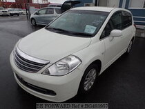 Used 2005 NISSAN TIIDA BG493957 for Sale for Sale