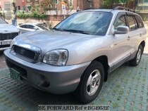 Used 2004 HYUNDAI SANTA FE BG495325 for Sale for Sale
