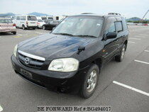 Used 2002 MAZDA TRIBUTE BG494017 for Sale for Sale
