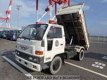 Used 1992 HINO RANGER BG493905 for Sale for Sale