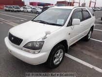 Used 2000 TOYOTA HARRIER BG493927 for Sale for Sale